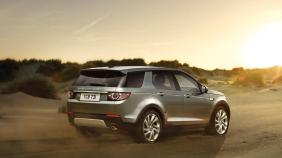 Land Rover Discovery Sport (2017) Exterior 014