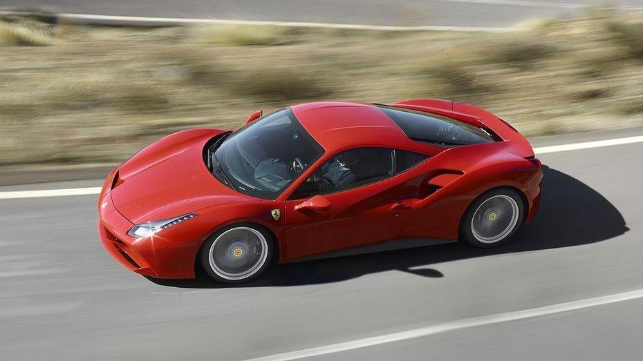 Ferrari 488 (2015) Exterior 028
