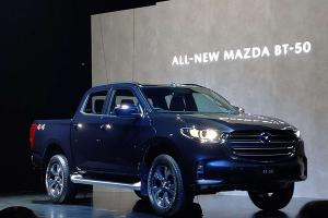 All-new 2021 Mazda BT-50 debuts in Thailand with 14 variants!
