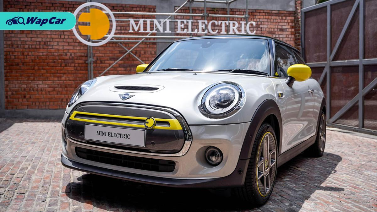 The RM 218K Electric MINI Cooper SE is sold out in Malaysia! 01