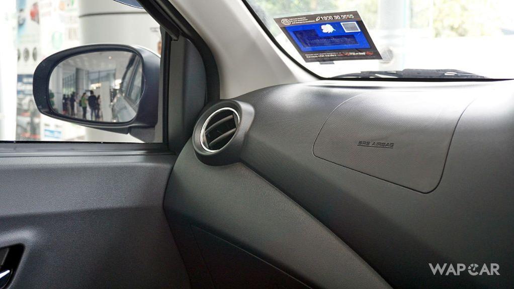 2019 Perodua Axia AV 1.0 AT Interior 045