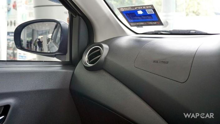 2019 Perodua Axia AV 1.0 AT Interior 005