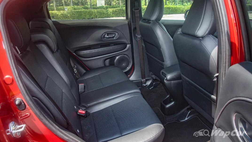 2019 Honda HR-V 1.8 RS Interior 100