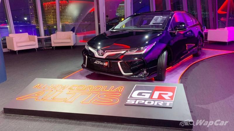 Thailand's Toyota Corolla Altis' sales plummet in Q1 2021; Honda Civic still dominates 02