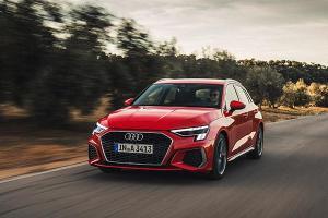 All-new 2020 Audi A3 Sportback – 150 PS, 250 Nm, 48V mild-hybrid