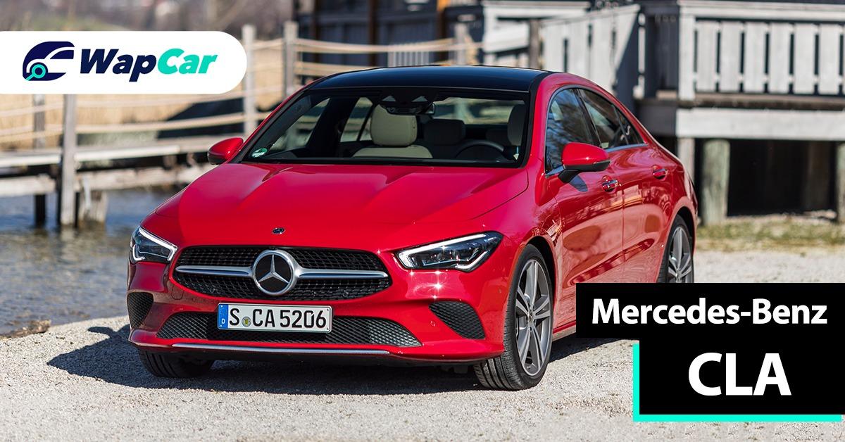 Mercedes-Benz CLA cover