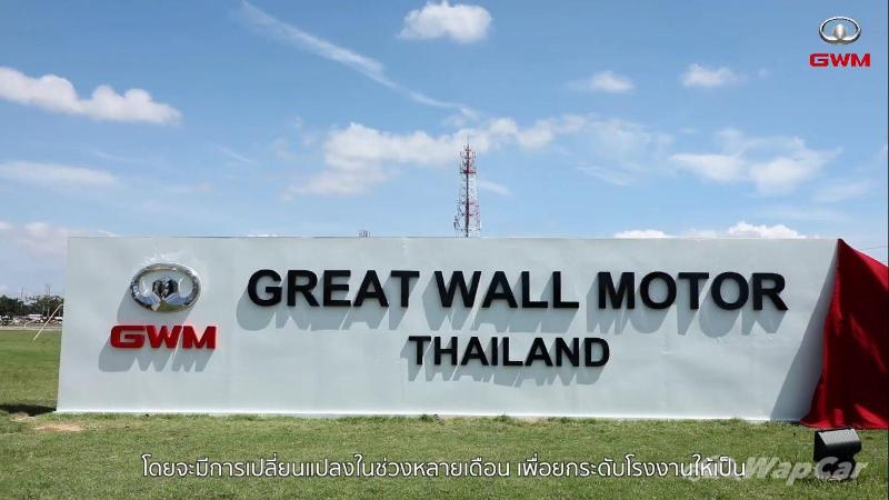 Great Wall Motors (GWM) now in Thailand, CKD 2021 Haval H6, other xEVs coming 02