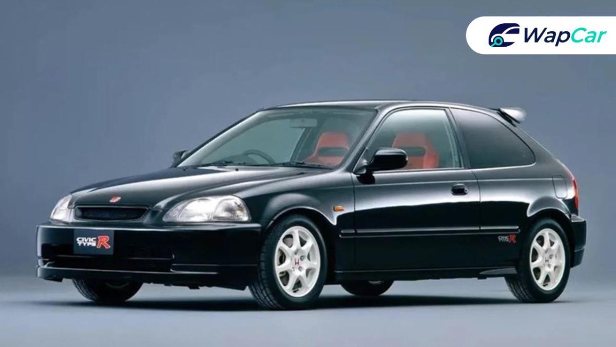 Honda Civic ini dijual pada harga lebih RM 300,000. Lagenda JDM! 01