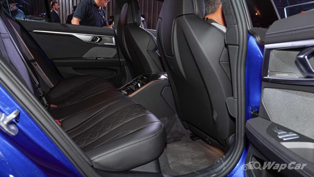 2020 BMW M850i xDrive Gran Coupe Interior 008