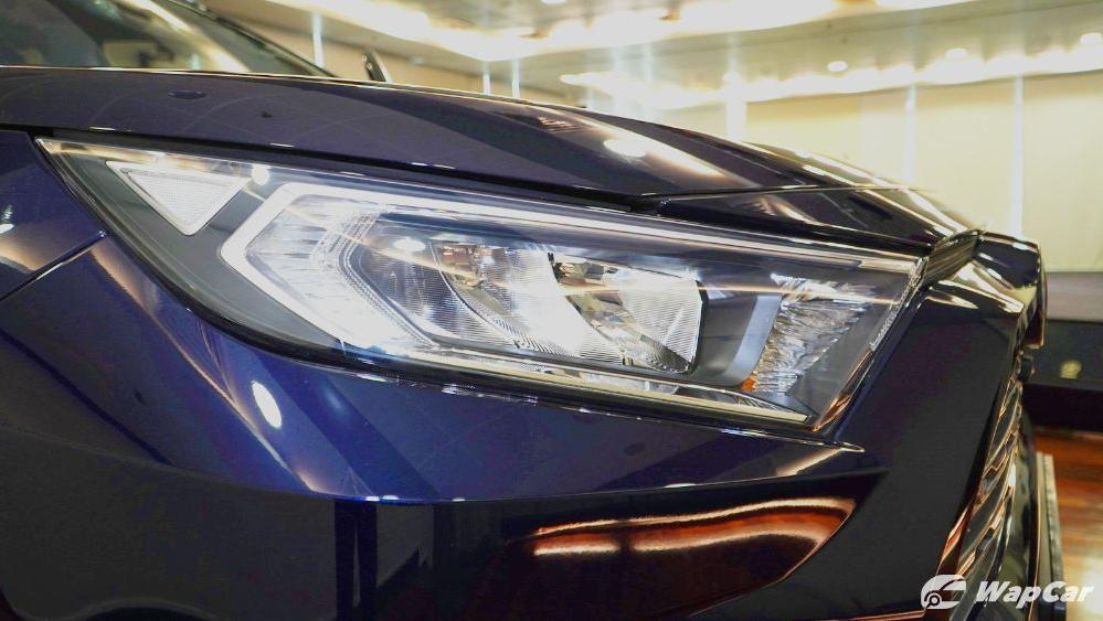 2020 Toyota RAV4 2.5L Exterior 090