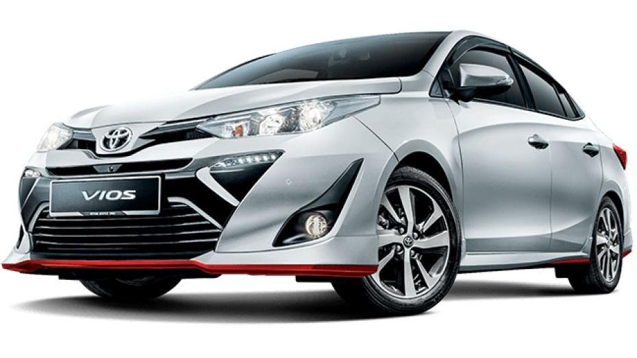 Toyota Vios (2019) Others 001