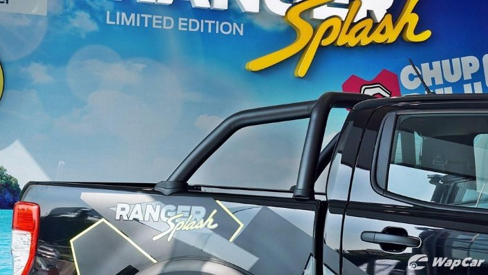 2019 Ford Ranger 2.0L XLT Limited Edition Exterior 009