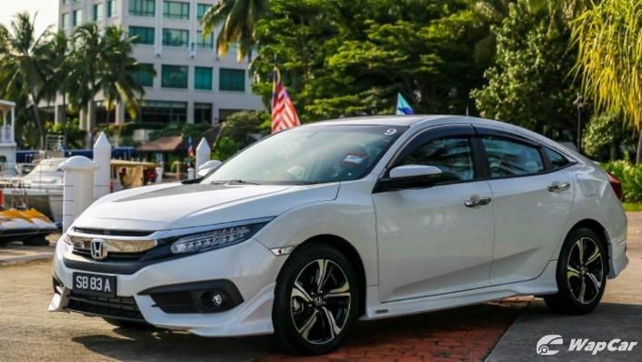 2018 Honda Civic 1.5TC Premium Exterior 001