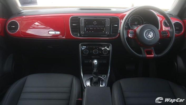 2018 Volkswagen Beetle 1.2 TSI Sport Interior 001