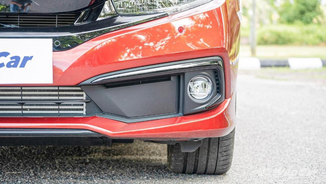 2020 Honda Civic 1.5 TC Premium Exterior 016