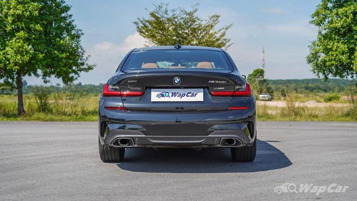 2020 BMW M3 M340i xDrive Exterior 006