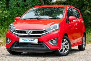 Used Perodua Axia: It's already affordable so why buy used?