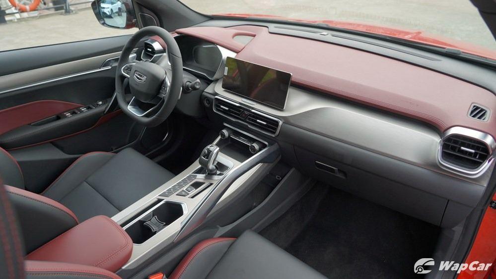 Proton X50 (2020) Interior 012