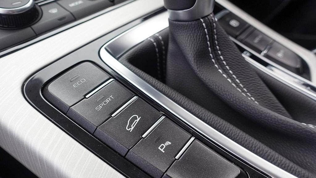 2018 Proton X70 1.8 TGDI Executive AWD Interior 029
