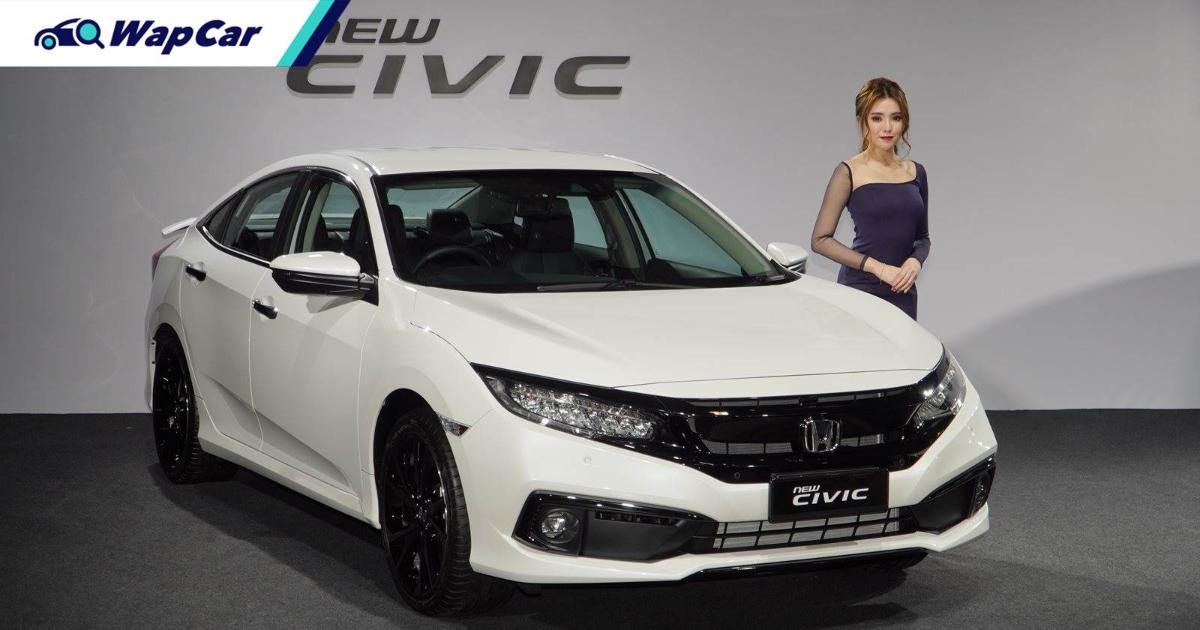 COTY 2020 – Why younger rivals still can't unseat the 2020 Honda Civic (FC) from its throne? 01