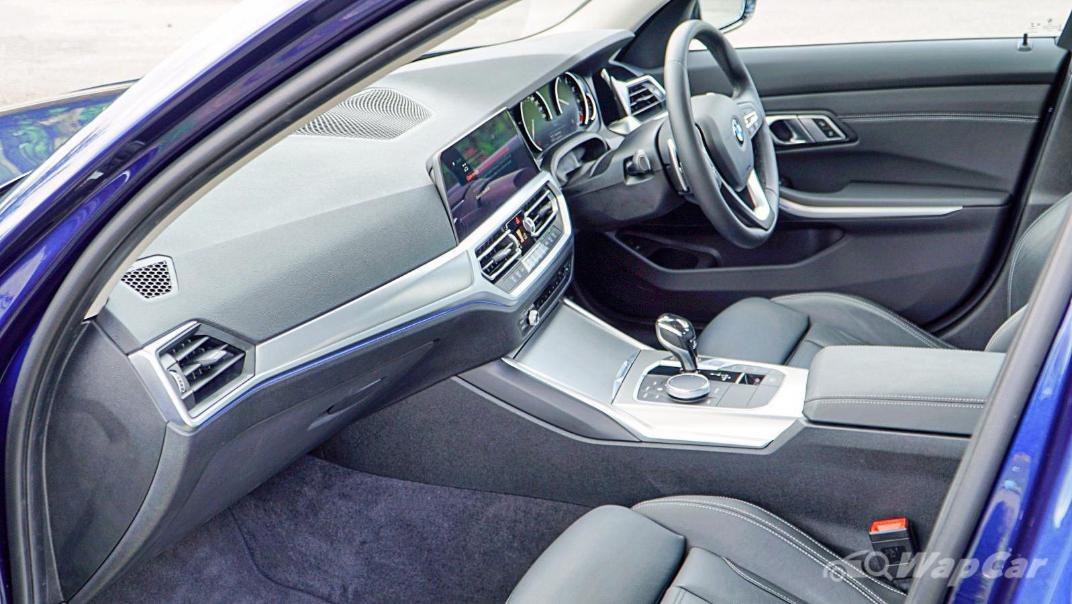 2020 BMW 3 Series 320i Sport Interior 046