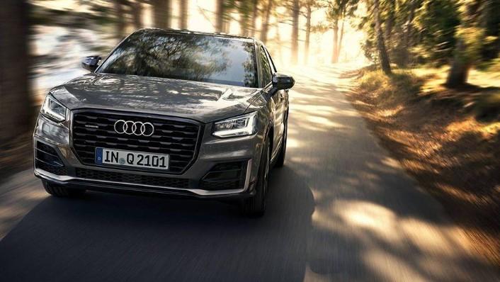 Audi Q2 (2019) Exterior 003