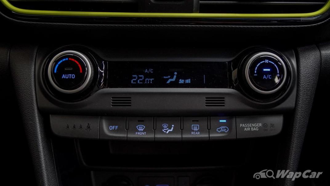 2020 Hyundai Kona 1.6 T-GDi High Interior 014