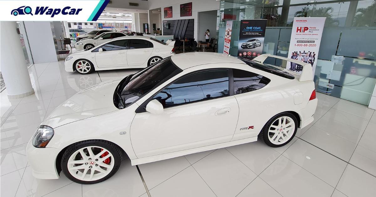 Koleksi Honda Type R paling rare di Malaysia kini di Pusat 3S Honda Seremban! 01