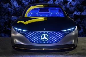 Mercedes-Benz: A-Class for poor(er) people won't make us money, it is time for electric Maybachs!