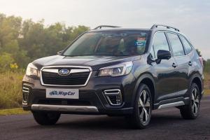 Rebiu: Subaru Forester 2.0i-S ES, kualiti yang sukar digambarkan?