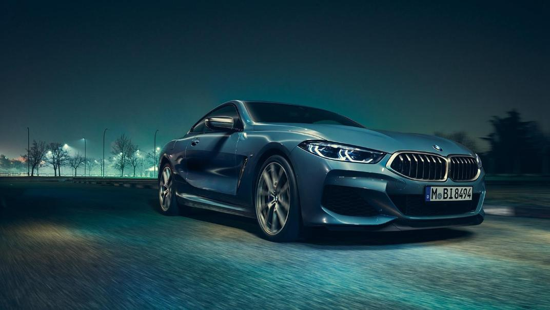 2020 BMW M850i xDrive Coupe Exterior 015