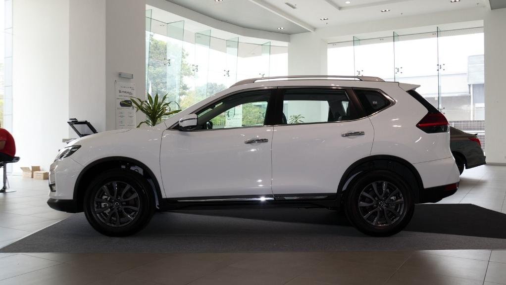 2019 Nissan X-Trail 2.5 4WD Exterior 004