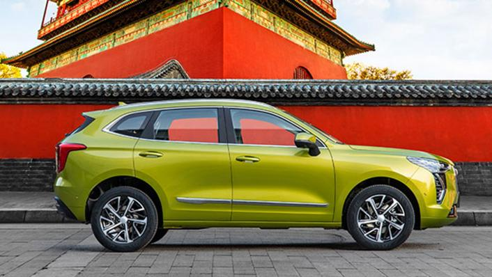 2021 Haval First Love Upcoming Version Exterior 009