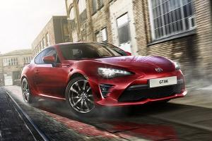 Toyota files patent for BZ name – next Toyota 86?