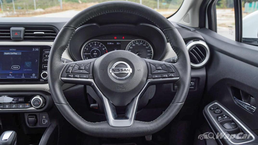 2020 Nissan Almera 1.0L VLT Interior 003