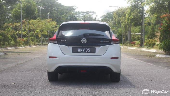 2019 Nissan Leaf Exterior 007