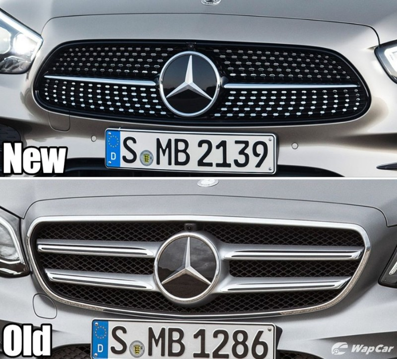 New 2020 Mercedes-Benz E-Class facelift vs 2016 E-Class – What's new? 02