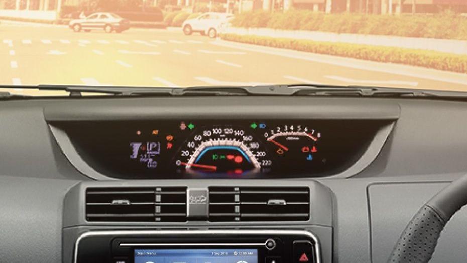 Perodua Alza (2018) Interior 005
