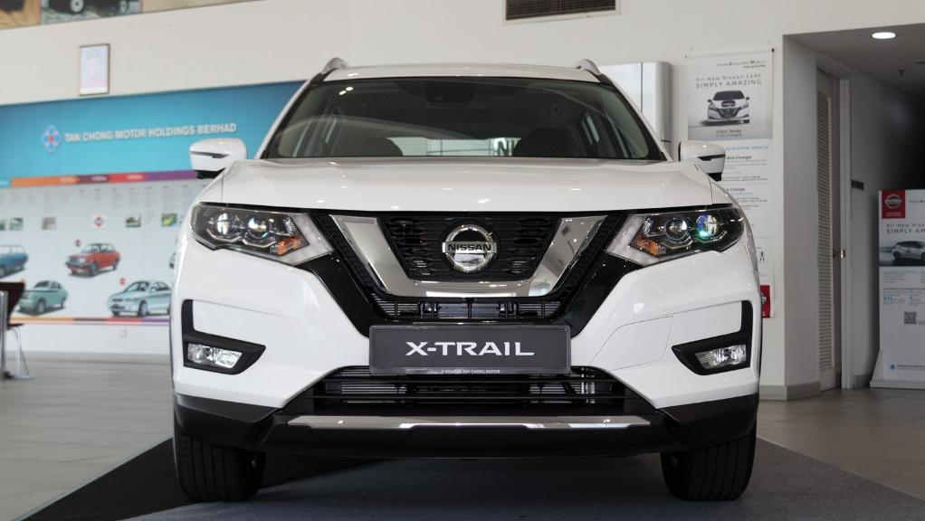 2019 Nissan X-Trail 2.5 4WD Exterior 007