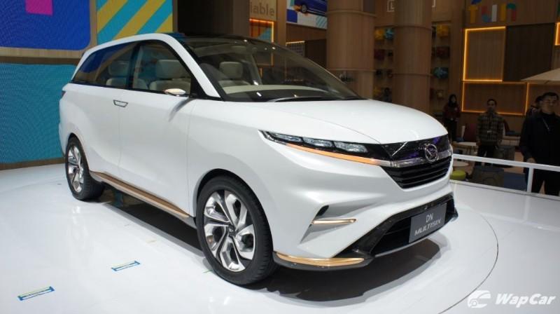 Spyshot: Toyota Avanza generasi baru 'tarik depan', jadi macam Perodua Alza? 02