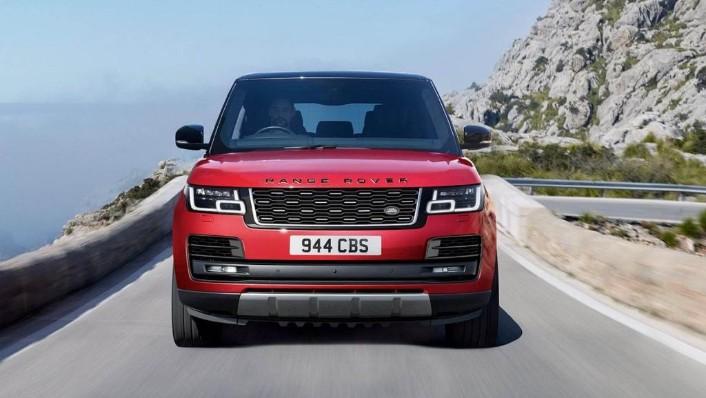 Land Rover Range Rover (2017) Exterior 009