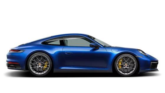 2019 Porsche 911 Carrera 4S Exterior 003