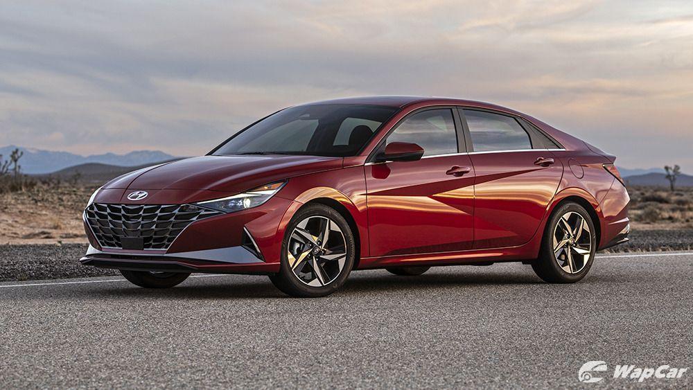 2020 Hyundai Elantra – coupe styling, 10.25 inch dual screen, new 1.6-litre hybrid, better than a Honda Civic? 01