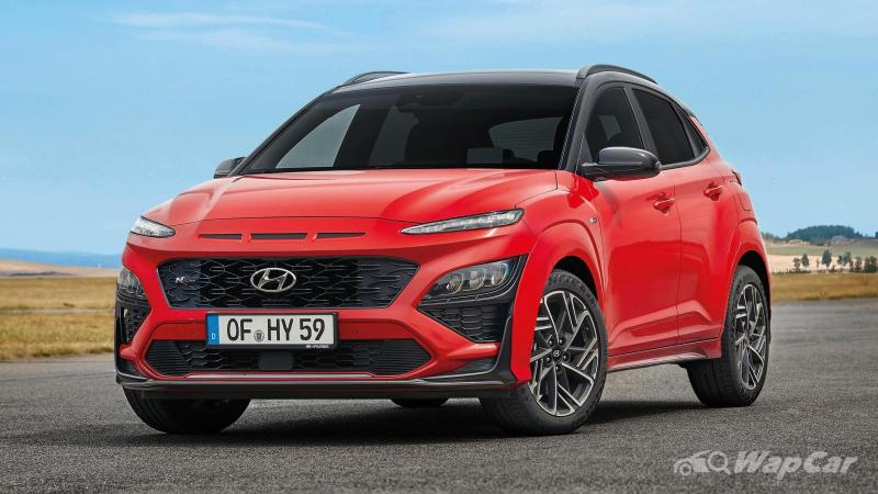 Priced from RM 146k, 2021 Hyundai Kona 1.6T and N Line launched in Malaysia 02