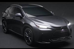 Leaked: Next-gen, all-new 2022 Lexus NX - At least three variants coming soon?