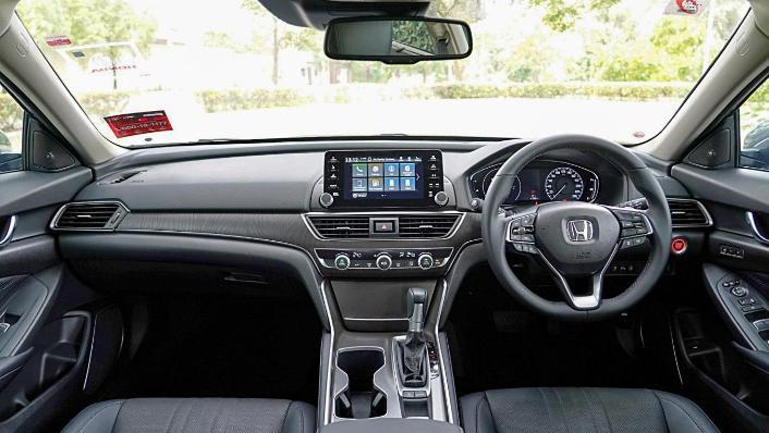 2020 Honda Accord 1.5TC Premium Interior 002