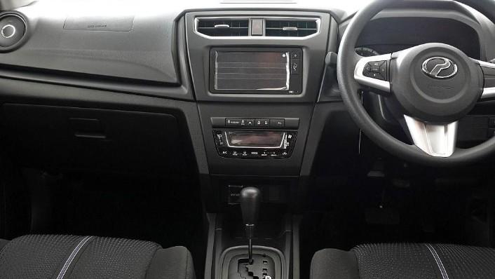 2019 Perodua Aruz 1.5 X Interior 003
