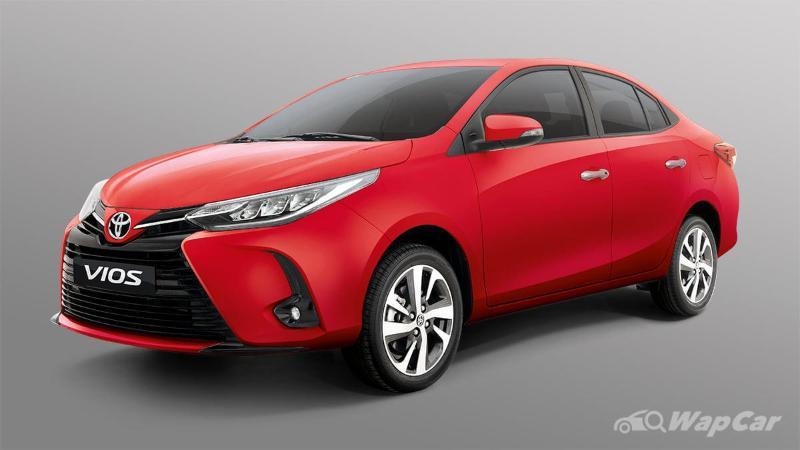 Toyota Vios 2020 facelift dilancarkan di Filipina. Bakal hadir ke Malaysia tahun 2021? 02