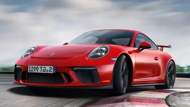 2019 Porsche 911 911 GT3 Exterior 001