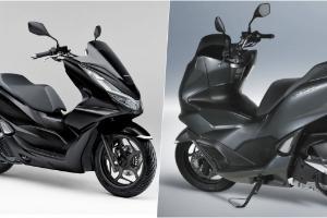 Lawan Yamaha NMax 155, Honda PCX 160 (2021) dilancarkan di Jepun, enjin lagi berkuasa
